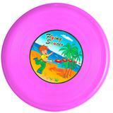 Frisbee AX Esportes Plástico 25 Cm Rosa - Y302