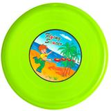 Frisbee AX Esportes Plástico 25 Cm Verde - Y302