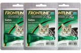Frontline Plus gatos 3 Unidades - Merial