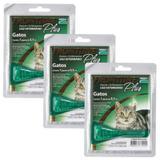 Frontline Plus Gatos Anti-pulgas e Carrapatos Kit 3 unidades Boehringer - Merial boehringer