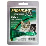 Frontline Plus Gatos - Frontline Antipulgas - Merial