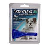 Frontline Top Spot Cães 10 a 20kg Antipulgas e Carrapatos Merial - Descrição marketplace