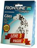 Frontline Topspot 20 a 40 kg - Kit Leve 3 Pague 2 - Merial