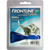 Frontline Topspot Antipulgas Merial Para Gatos