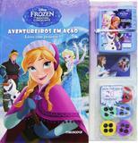 Frozen - Aventureiros em ação: Livro com projetor - Melbooks
