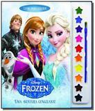 Frozen: uma aventura congelante - livro para color - Dcl