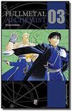 Fullmetal alchemist - vol.3 - Jbc