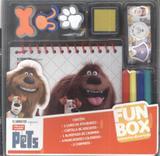 Fun box - caixinhas divertidas - pets - Difusao cultural do livro