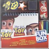 Fun box - caixinhas divertidas - toy story - Difusao cultural do livro
