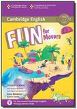 Fun for movers sb with online activities and audio - 4th ed - Cambridge lv