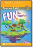 Fun for starters students book - cambridge - Cambridge lv