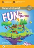 Fun for Starters with Online Activities with - Cambridge - usa