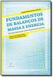 Fundamentos de balancos de massa e energia: um tex - Edufscar