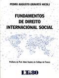 Fundamentos de Direito Internacional Social - Ltr
