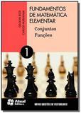 Fundamentos de Matemática Elementar - Volume 1 - Atual