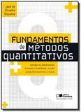 Fundamentos de metodos quantitativos - Saraiva