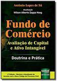 Fundo de comercio: avaliacao de capital e ativo in - Jurua