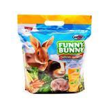 Funny Bunny Ração Roedores Coelhos P. Da India 1,8 Kg