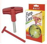 Furador para Coco - Fura Coco Keita FC01