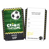 Futebol Convite c/8 - Regina