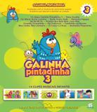 Galinha Pintadinha 3 - BLU-RAY - Som livre