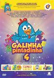 Galinha Pintadinha 4 (Dvd) - Som livre dvd (rimo)