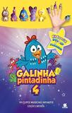 Galinha Pintadinha 4 (kit especial DVD + CD + 5 Dedoches) - Som livre