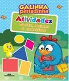 Galinha Pintadinha - Atividades - Cores, Formas E Conceitos - Melhoramentos