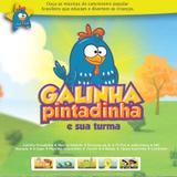 Galinha Pintadinha e Sua Turma - CD - Som livre