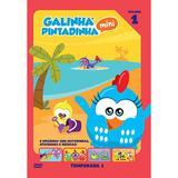 Galinha Pintadinha Mini - Vol. 1 - DVD - Som livre