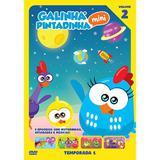 Galinha Pintadinha Mini - Vol. 2 - DVD - Som livre