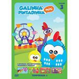 Galinha Pintadinha Mini - Vol. 3 - DVD - Som livre