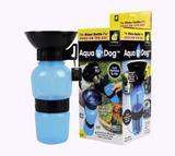 Garrafa Pet Aqua Dog Cat Viagem Passeio Cães E Gatos Portatil MC41305 - Mc