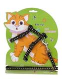 Gato Colera Peitoral + Guia Específica Kimhome Passeio - Pet import