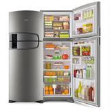 Geladeira Refrigerador Consul 437 Litros 2 Portas Frost Free Horta em Casa - CRM55AKBNA