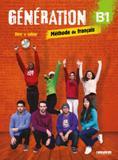 Generation 3 livre + cahier dactivites + cd mp3 + dvd (b1) - Didier/ hatier (hachette franca)