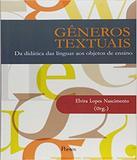 Generos Textuais - Da Didatica Das Linguas Ao Objeto De Ensino - Pontes
