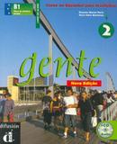 Gente 2 nueva edicion - libro del alumno - versao brasileira + audio cd - Difusion