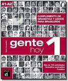 Gente hoy 1 complemento de gramatica y vocabulario para brasilenos - Macmillan education