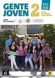 Gente Joven 2 - N/E - Libro Del Alumno A1-A2 - Macmillan