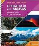 Geografia Em Mapas - Introducao A Cartografia - Integrado - Moderna - didatico