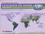 Geografia em Mapas - Países do Sul - Moderna
