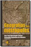 Geografias das Metrópoles - Contexto