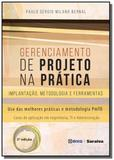 Gerenc proj prat impl meto fer - Editora erica ltda