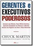 Gerentes e executivos poderosos - Mbooks