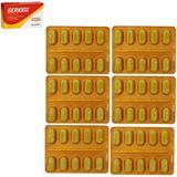 Gerioox Anti Idade e Condroprotetor- 6 cartela 10 Comp Cada - Labyes