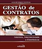 Gestao De Contratos - Internos, Internacionais E Eletronicos - Edipro