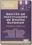 Gestao de instituicoes de ensino superior - teoria - Jurua