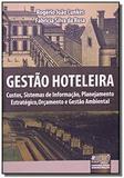 Gestao hoteleira   custos sistemas de informacao p - Jurua