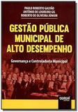 Gestao publica municipal de alto desempenho govern - Jurua